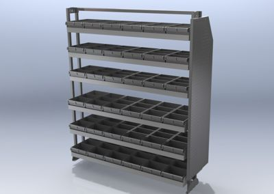 Van racking & shelving | Willshire
