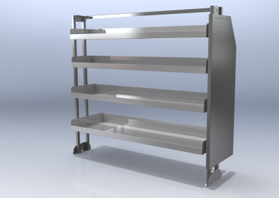 Van shelving & racking | Willshire